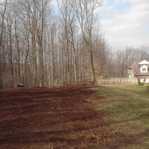 Garnet Valley Lot Clearing, After